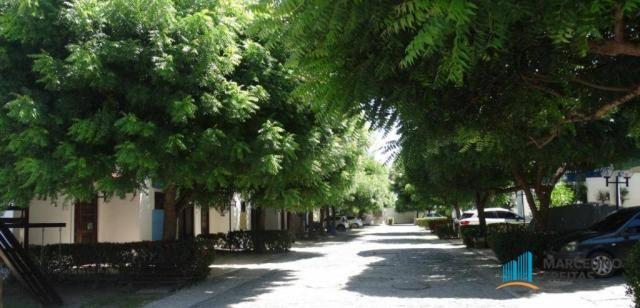 Casa com 3 dormitórios à venda, 117 m² por R$ 350.000 - Lagoa Redonda - Fortaleza/CE