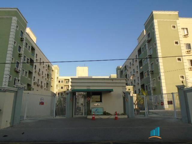 Apartamento residencial à venda, Manoel Dias Branco, Fortaleza.