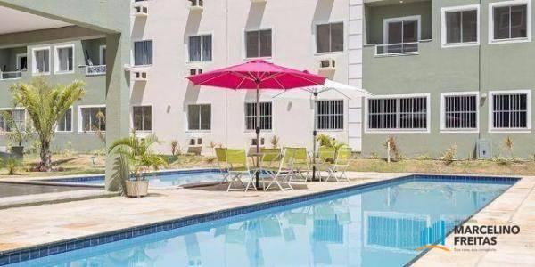 Apartamento residencial à venda, Manoel Dias Branco, Fortaleza. - Foto 4