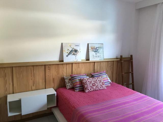 Village com 2 suítes à venda, 72 m² por r$ 1.000.000 - praia do forte - mata de são joão/b - Foto 8
