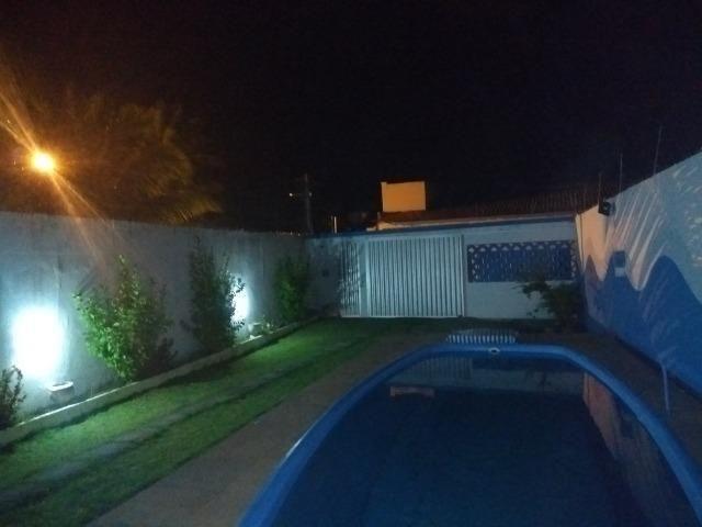 Casa com piscina a 100m da praia de guaibim - Foto 10
