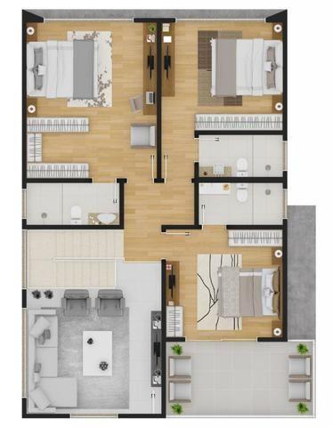 Casa residencial no Condomínio Caledônia - Foto 10