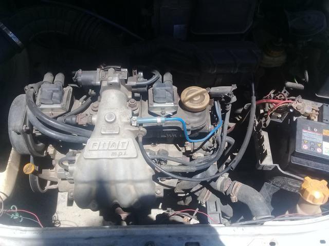 Vendo palio 97 1.0 motor mpi BAIXE 3.300 - Foto 4