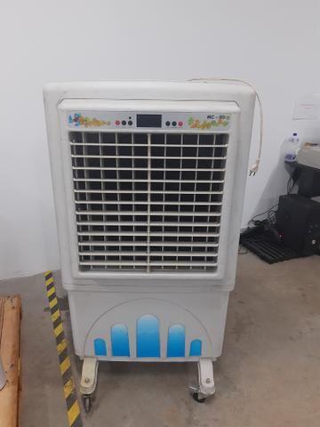 Climatizador para 70mts semi novo