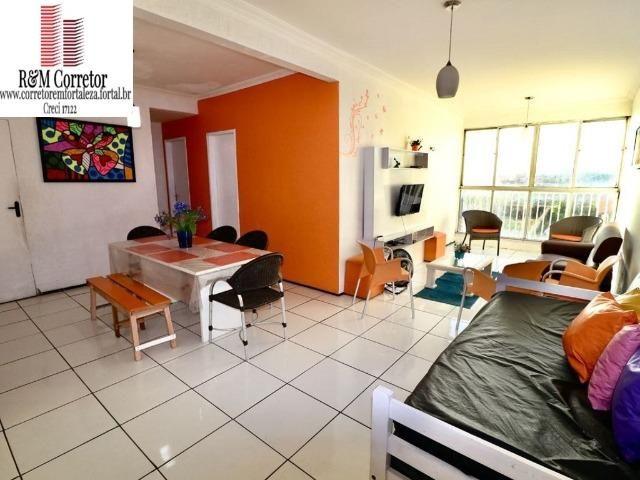 Apartamento por temporada na Praia do Futuro em Fortaleza-CE A Partir R$ 180,00 - Foto 2