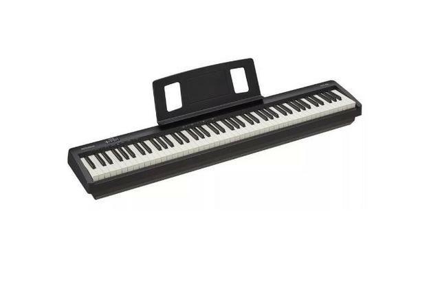 Piano Digital Fp 10 Roland Novo Lacrado Na Caixa + NFE