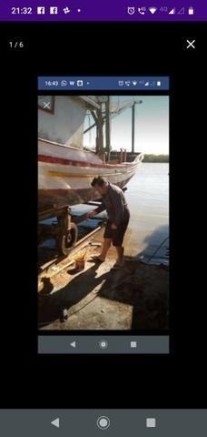 Barco de arrasto - Foto 9