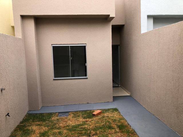 Casa nova 2 suites 2 vagas otima localização ac financiamento - Foto 17