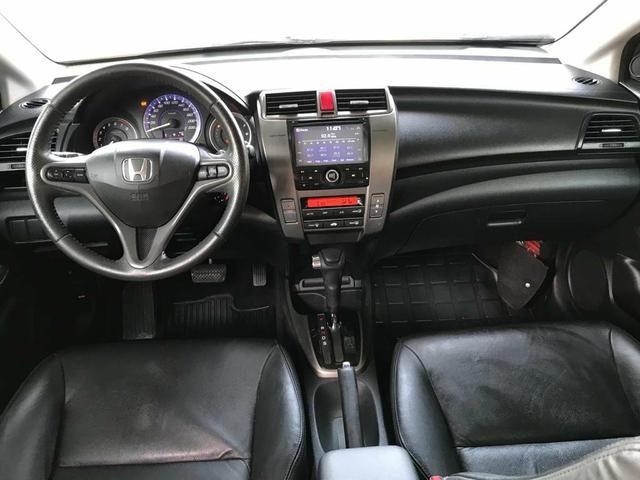Honda City Ex 1.5 Automático 2013 - Foto 9