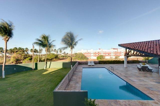 Linda mansão duplex, mobiliada, no porto das dunas - Foto 19
