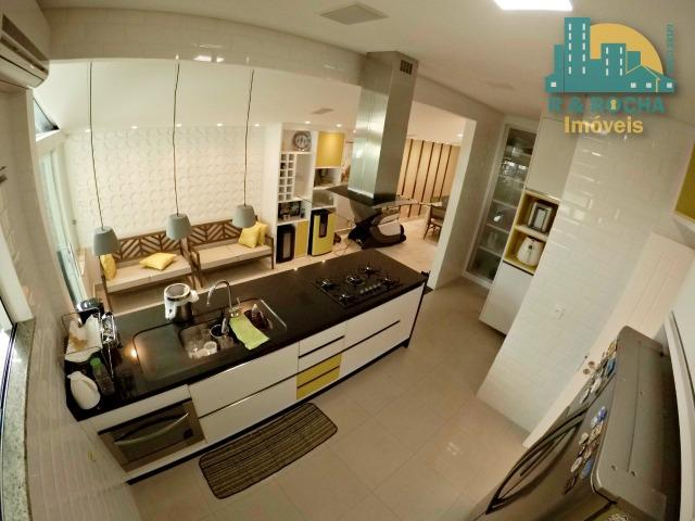 Casa no Condomínio Morumbi - Casa com 3 suítes - 100% Mobiliada - 4 vagas - Foto 5