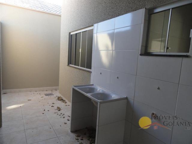 Casa com 2 Quartos Sendo uma Suíte, setor Recreio Panorama - Ao Lado St. Parque das Flores - Foto 14