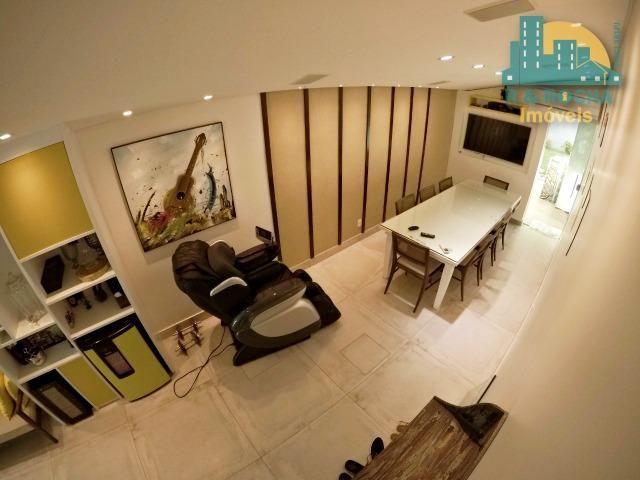Casa no Condomínio Morumbi - Casa com 3 suítes - 100% Mobiliada - 4 vagas - Foto 8