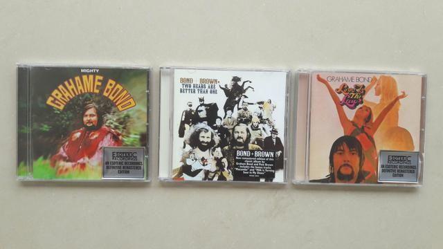 Grahame Bond - CD, Album, Reissue, Remastered