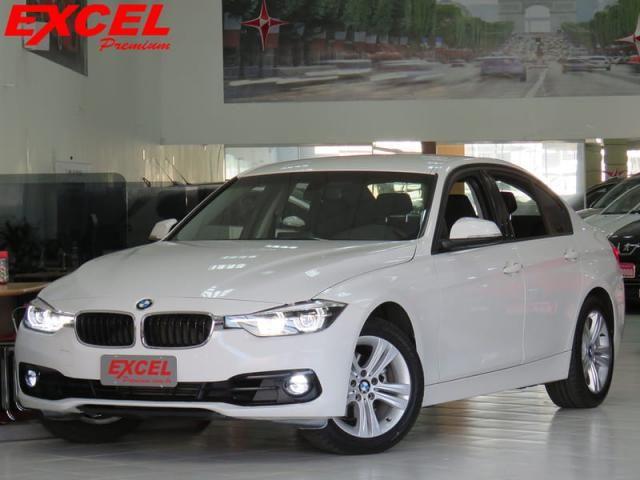 BMW 320IA 2.0 TURBO/ACTIVEFLEX 16V 184CV 4P 2018