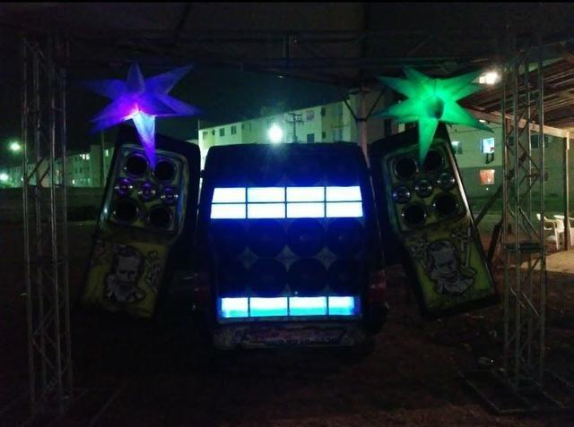 Carro Show Com toda estrutura para sua festa de fim de ano - Foto 2