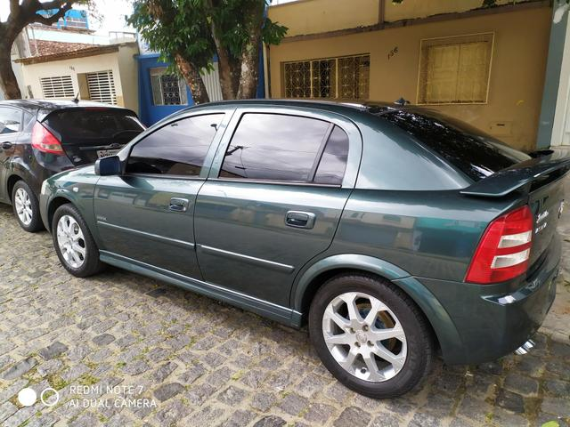 Chevrolet Astra Advantage motor 2.0 Flexpower 2009/2009 - Foto 3
