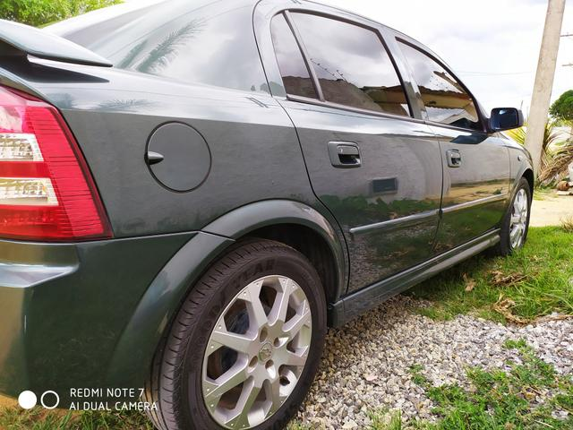 Chevrolet Astra Advantage motor 2.0 Flexpower 2009/2009 - Foto 7