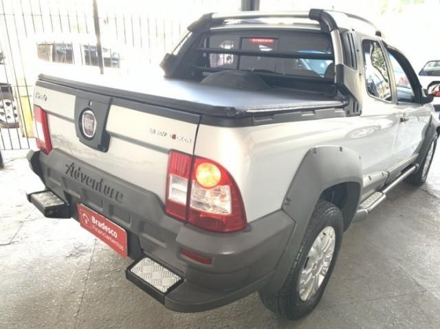 Fiat strada 2012 1.8 mpi adventure cd 16v flex 2p automÁtico - Foto 8