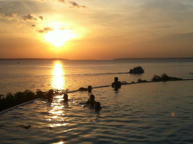 Flat Tropical Manaus/ Vista pra Orla da Ponta Negra - Foto 20