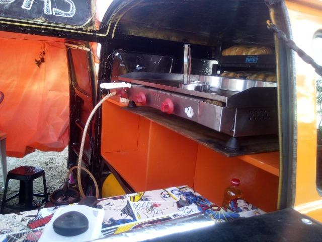 Kombi food truck / motor home 18.000 - Foto 16