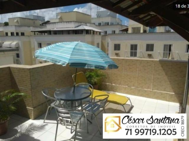 Cobertura 4/4 sendo 1 suite e terraço livre - Gran Ville das Artes - Lauro de Freiras - Foto 15