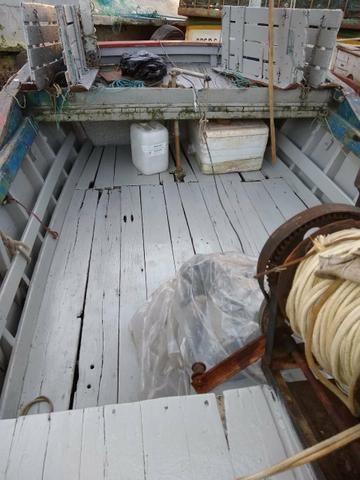 Barco de arrasto - Foto 4