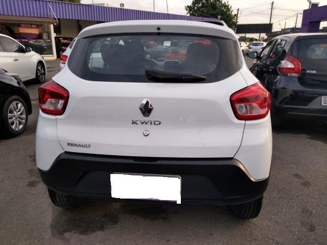Renault Kwid 1.0 12v Sce Flex Zen 1.0 2018/2019 + IPVA 2020 Promoção 33.990,00 - Foto 5