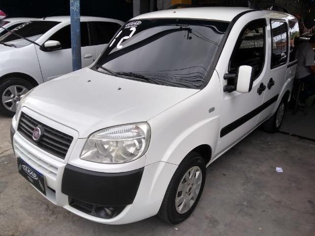 Fiat-Dobro atrac 1.4 7 lugares flex Financiamos Sem Comprovação de Renda - Foto 3