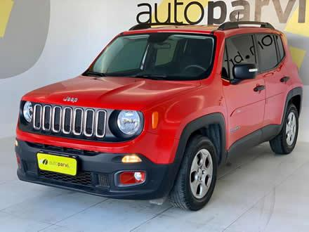 JEEP RENEGADE 1.8 16V FLEX SPORT 4P MANUAL - Foto 3