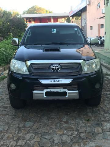 Toyota Hilux SRV 3.0 diesel