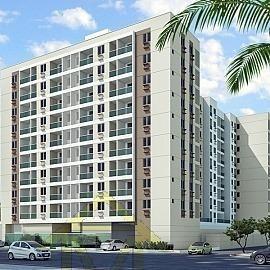 Apartamento à venda com 1 dormitórios em Jardim camburi, Vitória cod:8345 - Foto 2
