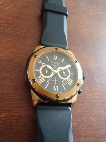745fd613e37 Relógio Bulova Original!vdo trc Estado de zero! - Bijouterias ...