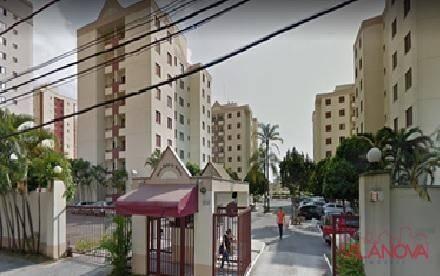 Apartamento com 3 dormitórios à venda, 75 m² por r$ 300.000 - conjunto residencial trinta