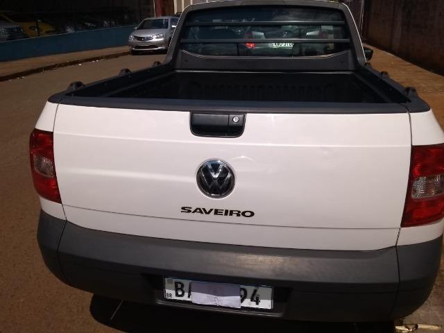 Vw - Volkswagen Saveiro Cab Simples Completa - Foto 10