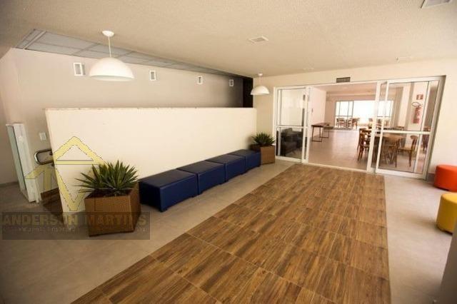 Apartamento à venda com 1 dormitórios em Jardim camburi, Vitória cod:8345 - Foto 8