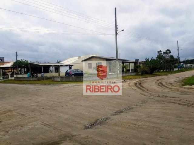 Casa com 3 dormitórios à venda, 103 m² por R$ 155.000, 350 metros do Mar - Zona Nova Norte - Foto 3