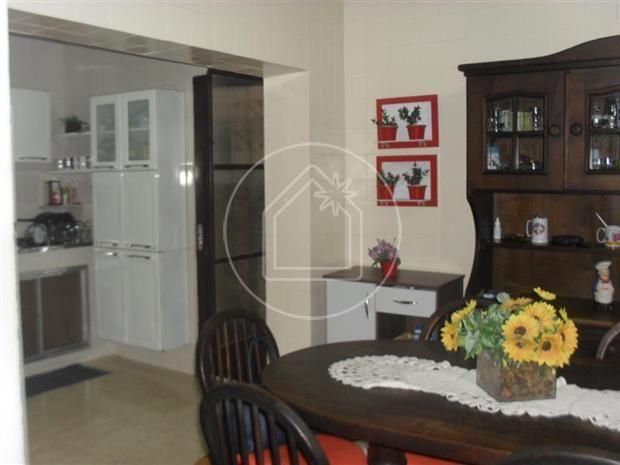 Casa à venda com 4 dormitórios em Riachuelo, Rio de janeiro cod:853389 - Foto 3