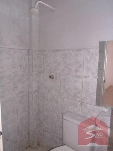 Apartamento com 1 dormitório para alugar, 33 m² por r$ 450/mês . - Foto 5