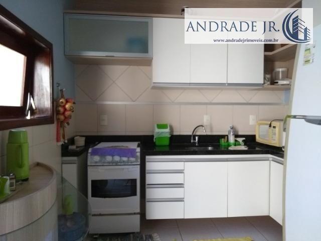 Casa duplex em condomínio no Porto das Dunas, nascente, com vista mar e área de lazer - Foto 14