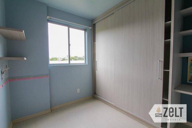 Apartamento residencial à venda, fortaleza, blumenau - ap0842. - Foto 9
