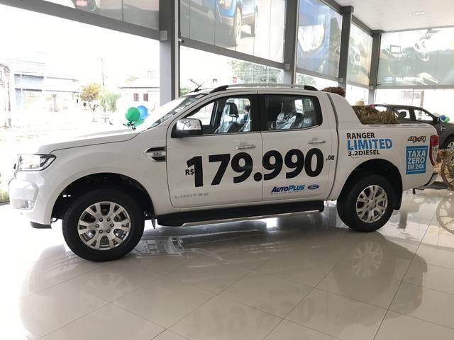 Ford Ranger Limited Zero Km! - Foto 7