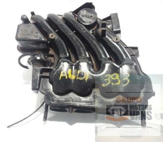 Coletor de Admissão Audi A3 1.6 2000 - Foto 2