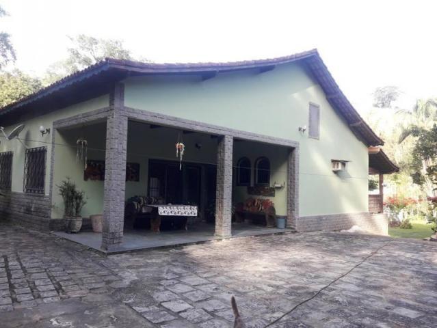 Fazenda para venda em cachoeiras de macacu, boca do mato, 7 dormitórios, 4 suítes, 6 banhe - Foto 5