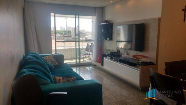Apartamento residencial à venda, Fátima, Fortaleza - AP3406. - Foto 6