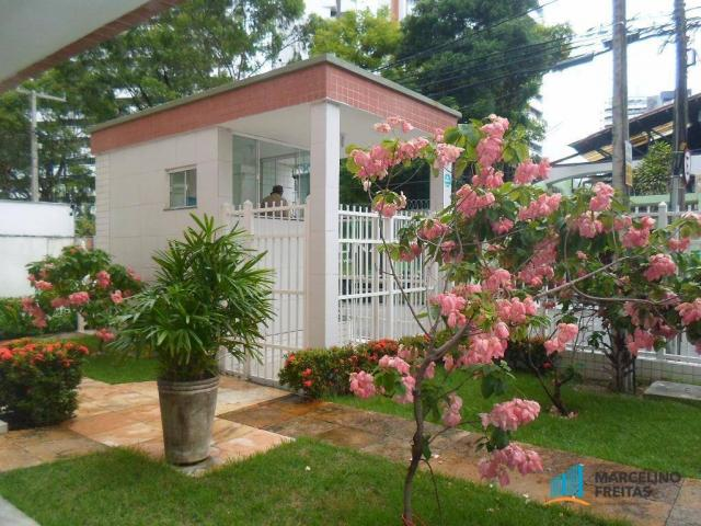 Apartamento residencial à venda, Cocó, Fortaleza - AP2611. - Foto 6