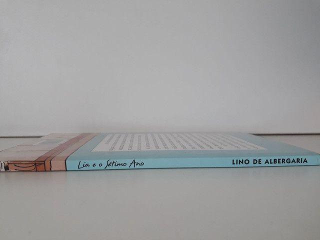 Livro Lia e o Sétimo Ano - Foto 3