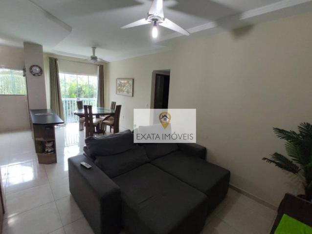 Apartamento 2 quartos, a 2 quadras da praia de Costazul, Rio das Ostras! - Foto 4