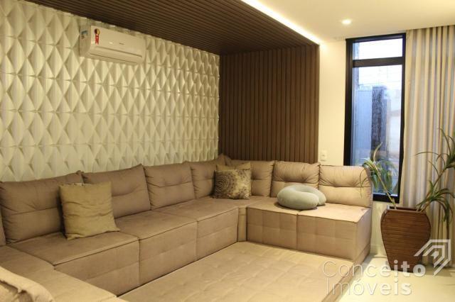 Casa à venda com 4 dormitórios em Órfãs, Ponta grossa cod:392486.001 - Foto 4