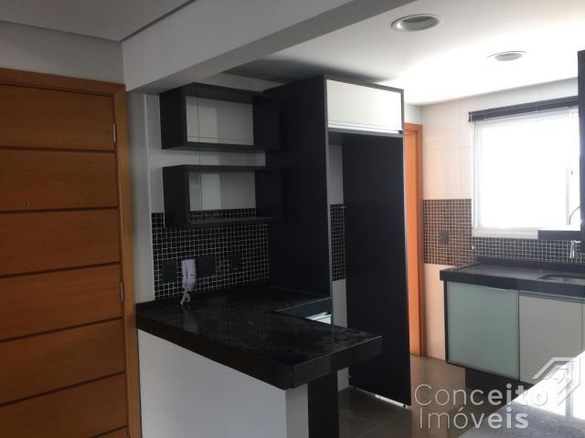 Apartamento à venda com 2 dormitórios em Estrela, Ponta grossa cod:392631.001 - Foto 3